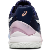 Alternate View 5 of GEL RESOLUTION 8 CLAY Women's Tennis Shoes - Navy/White