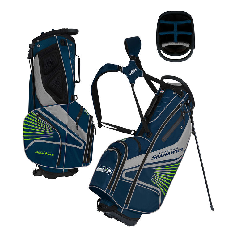 NFL Seattle Seahawks GridIron III Stand Bag