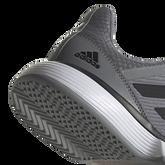 Alternate View 7 of Courtjam Bounce Men's Tennis Shoe - Grey/Black
