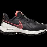 React Infinity Pro Men's Golf Shoe - Black/Red
