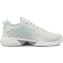 Hypercourt Supreme Women's Tennis Shoe - White/Blue