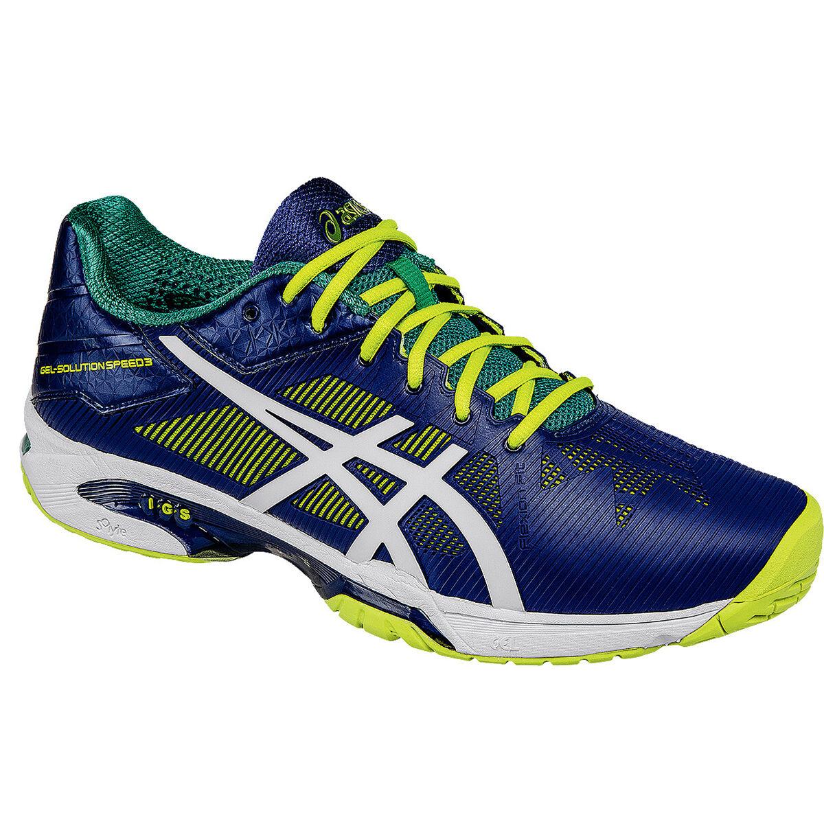 Asics Gel-Solution Speed 3 Tennis Shoe