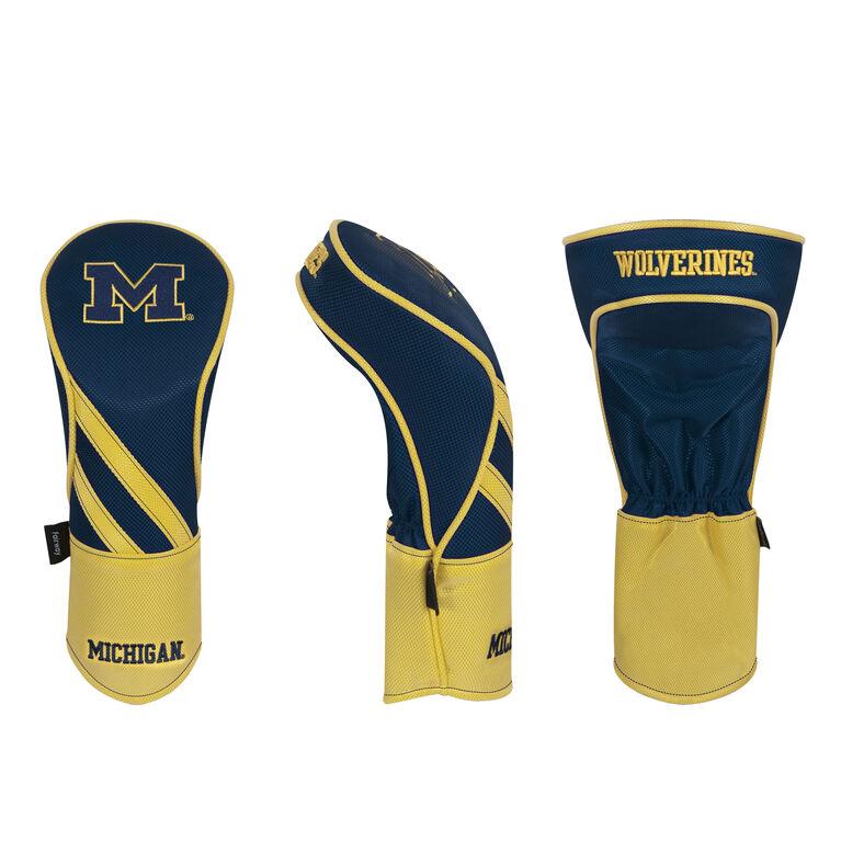 Team Effort Michigan Wolverines Fairway Headcover