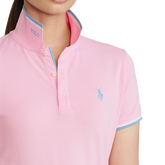 Alternate View 2 of Tailored Fit Short Sleeve Golf Polo