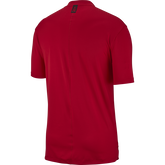 Alternate View 7 of Dri-FIT Tiger Woods Vapor Reflective Blade V Front Golf Polo