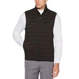 PGA TOUR Ultrasonic Quilted Full Zip Vest