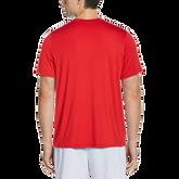 Alternate View 1 of Asymmetrical Printed Men's Tee Shirt