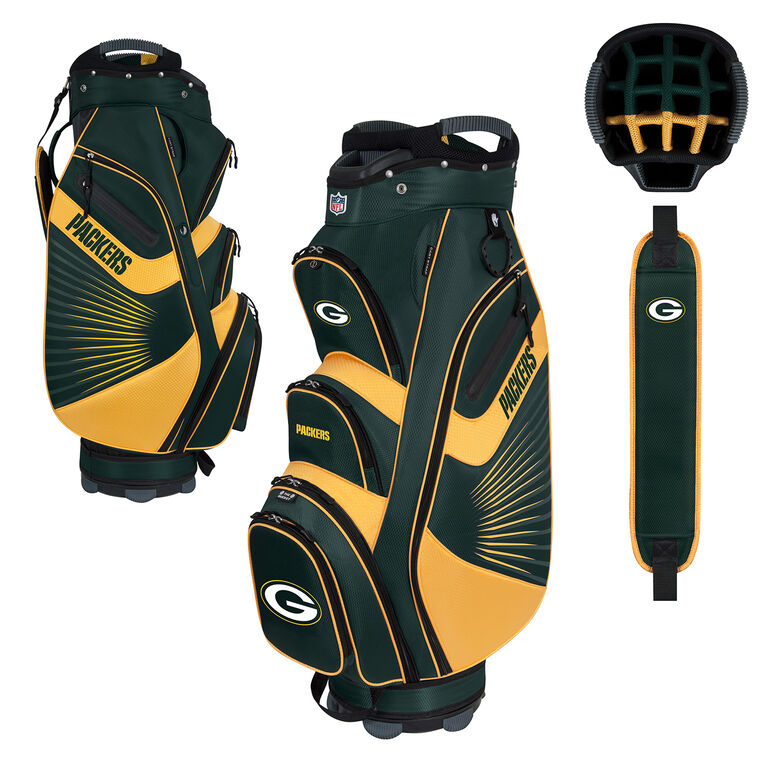 NFL Green Bay Packers Bucket II Cooler Cart Bag