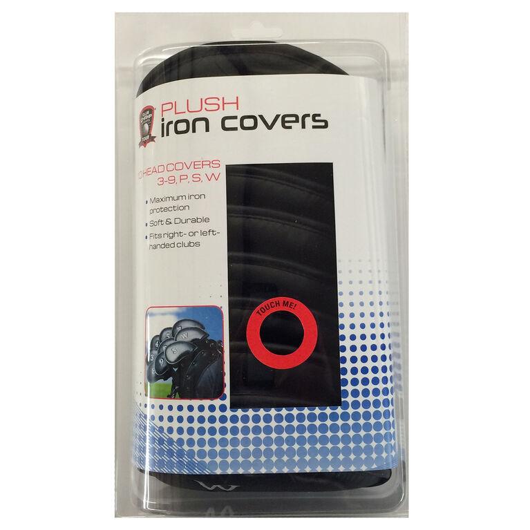 Plush Iron Covers