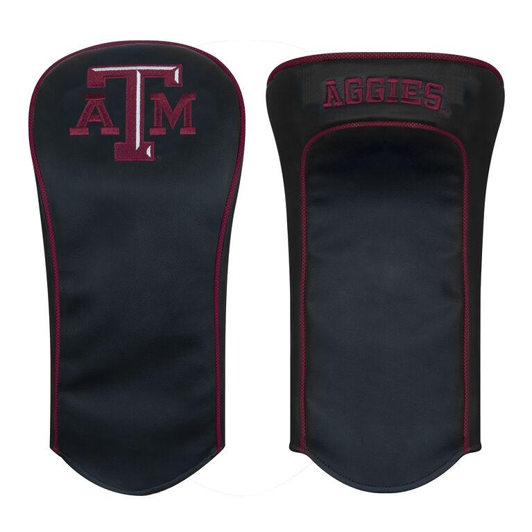Team Effort Texas A&M Black Driver Headcover