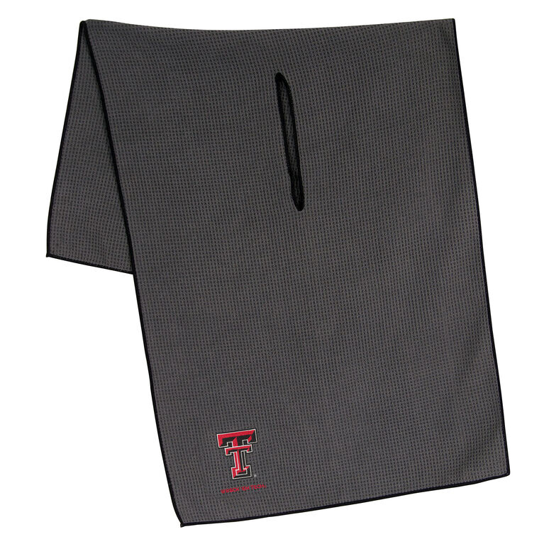 Team Effort Texas Tech Red Raiders Microfiber Towel