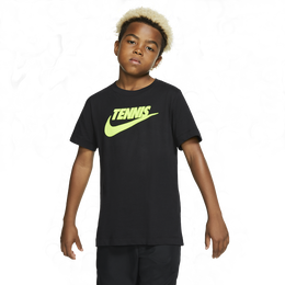 Dri-FIT Boys' Graphic Tennis T-Shirt