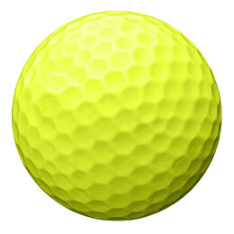 ERC Soft Yellow Golf Balls - Personalized