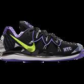 Air Zoom Vapor X Kyrie 5 Men's Hard Court Tennis Shoe - Black/Purple
