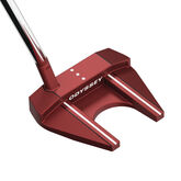 Odyssey O-Works #7S Red Putter w/ SuperStroke Grip