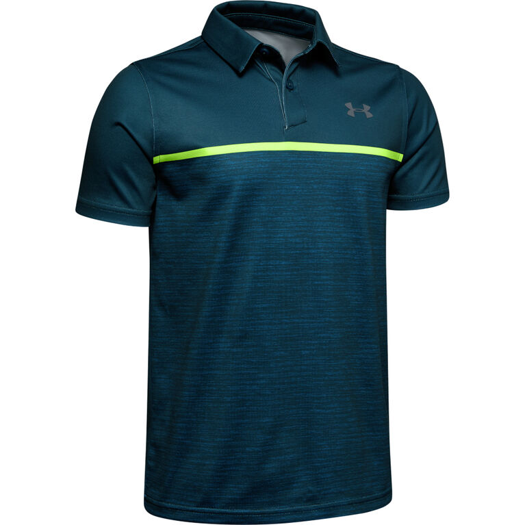 JS Open Champ Boys' Golf Polo Shirt