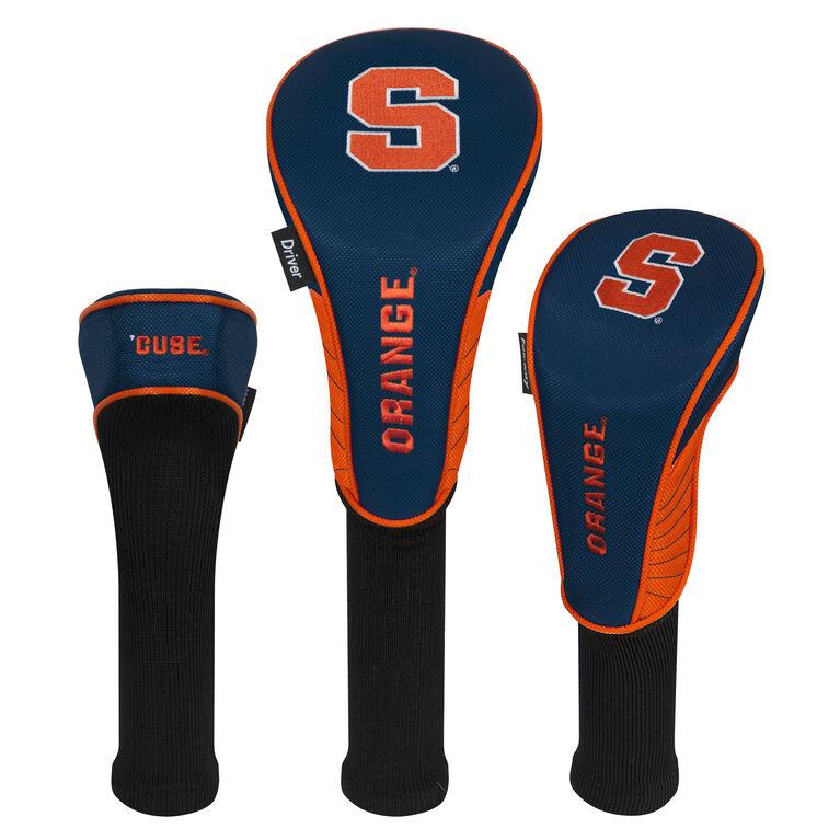Team Effort Syracuse Orangemen Headcover Set of 3