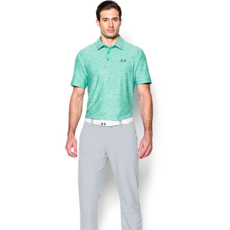 Under Armour Heather Playoff Polo