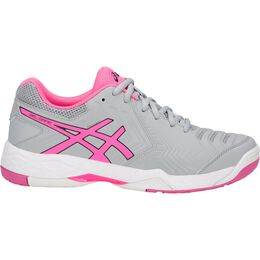 Asics Gel Game 6 Women's Tennis Shoe - Grey