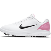 Alternate View 2 of Infinity G Men's Golf Shoe - White/Pink
