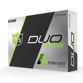 Wilson Staff DUO Soft Optix Green Golf Balls