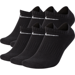 Everyday Cushion No-Show Training Socks (6 Pair)