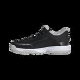 Alternate View 1 of Adizero Club Kids Tennis Shoe - Black/White