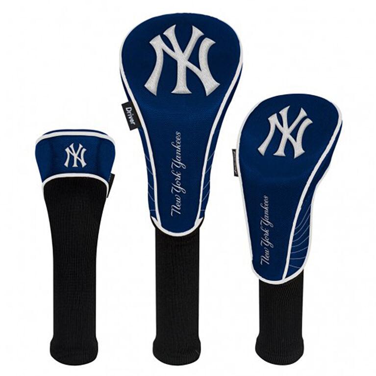 New York Yankees Set of 3 Headcovers