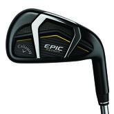 Callaway Epic Star Irons 5-PW, AW, GW w/ Graphite Shafts