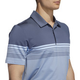 Alternate View 6 of Ultimate365 Gradient Block Stripe Polo Shirt
