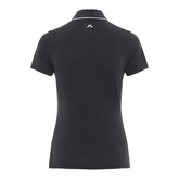 Alternate View 7 of Black and Blue Collection: Flor Trim Short Sleeve Polo