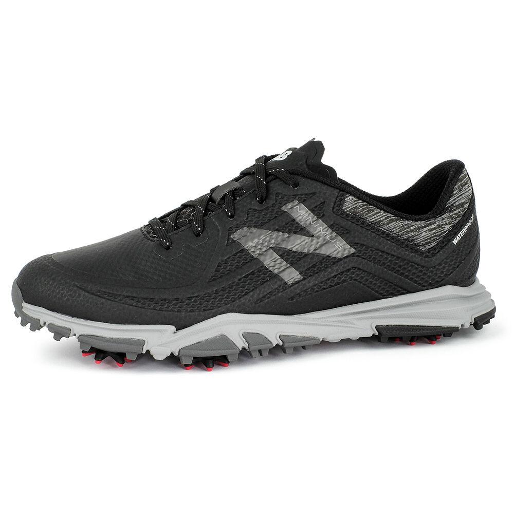 New Balance Minimus Tour Men's Golf Shoe BlackWhite