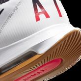 Alternate View 5 of Air Max Wildcard Men's Tennis Shoe - White/Red