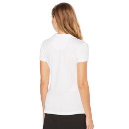 PGA TOUR Women's Short Sleeve Airflux Ventilated Polo