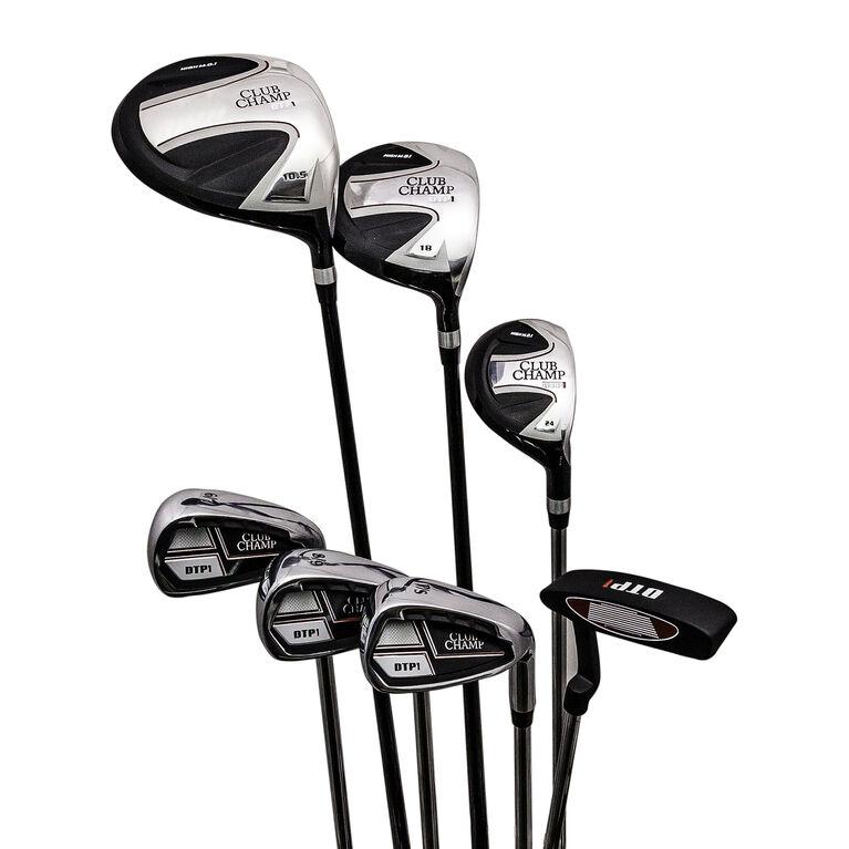 DTP Men's 7-Piece Golf Club Set