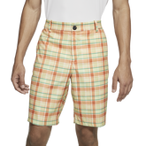 Alternate View 1 of Flex Men's Plaid Golf Shorts
