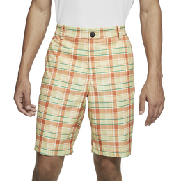 Flex Men's Plaid Golf Shorts