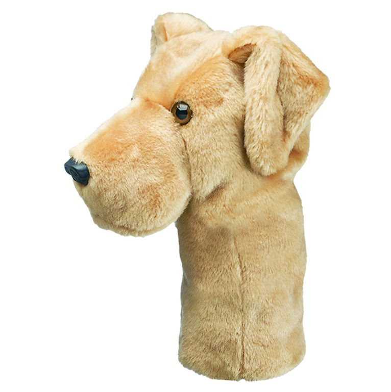 Daphnes Yellow Lab Headcover