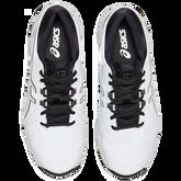 Alternate View 3 of GEL-COURSE GLIDE Men's Golf Shoe - White/Silver