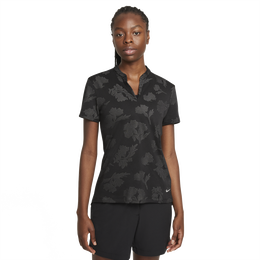 Dri-FIT Short Sleeve Victory Floral Jacquard Polo