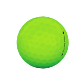 Alternate View 2 of Supersoft Matte Green Golf Balls - Personalized