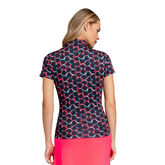 Royal Group: Neve Connect Print Top