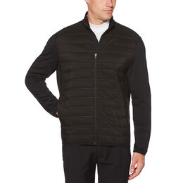 PGA TOUR Quilted Full-Zip Jacket