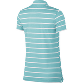 Alternate View 1 of Dri-FIT Women's Short Sleeve Striped Golf Polo