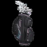 Kalea 3 Women's Complete Set - Black/Violet