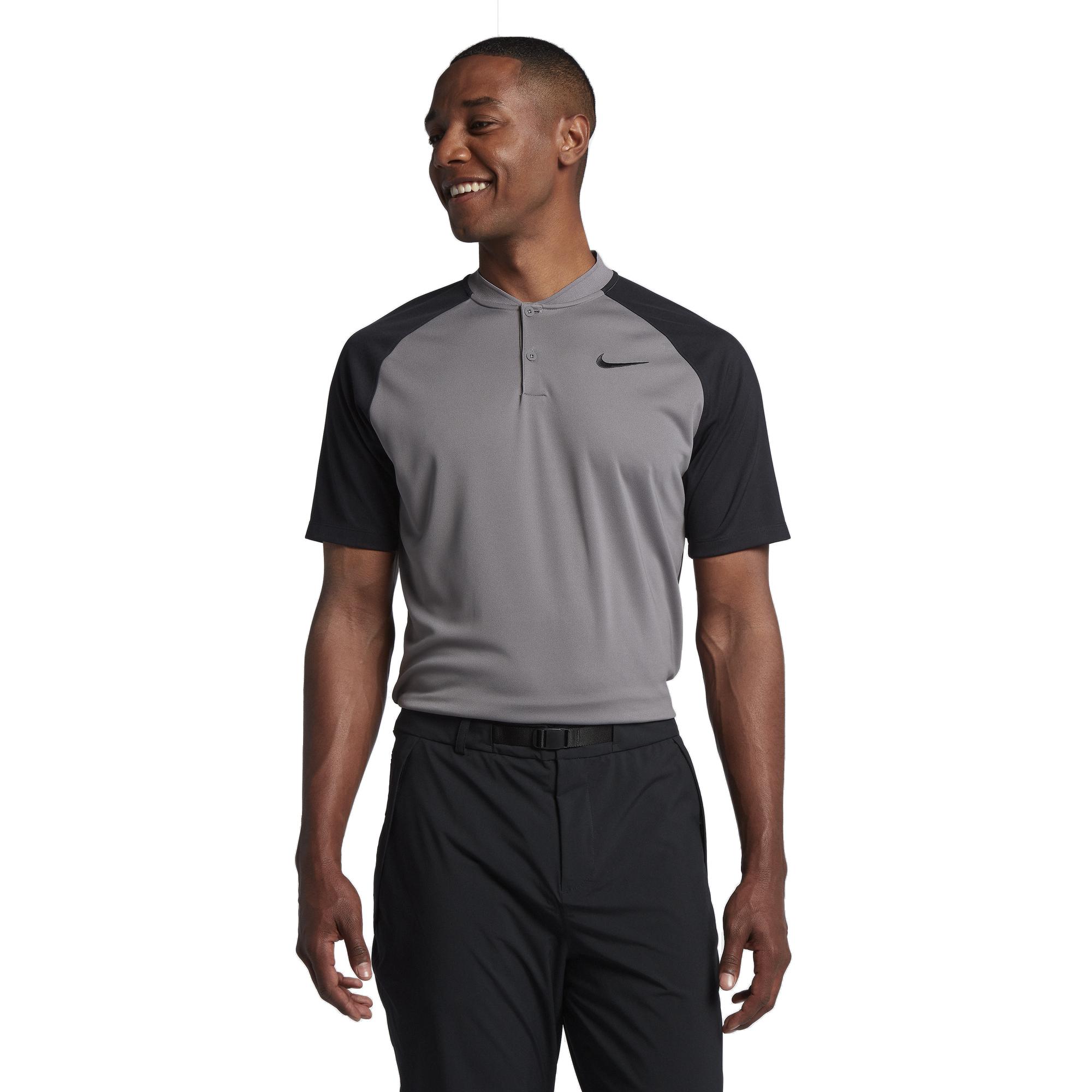 Nike Dry Momentum Golf Polo   PGA TOUR