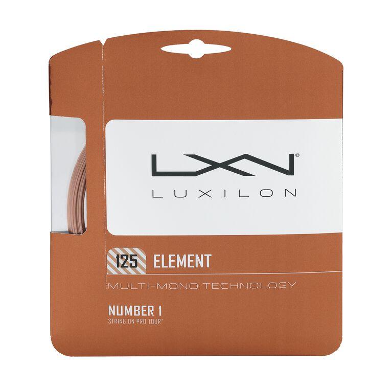 Luxilon Element 125 16L String - Bronze