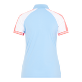 Alternate View 6 of Perinne Short Sleeve Colorblock Polo Shirt