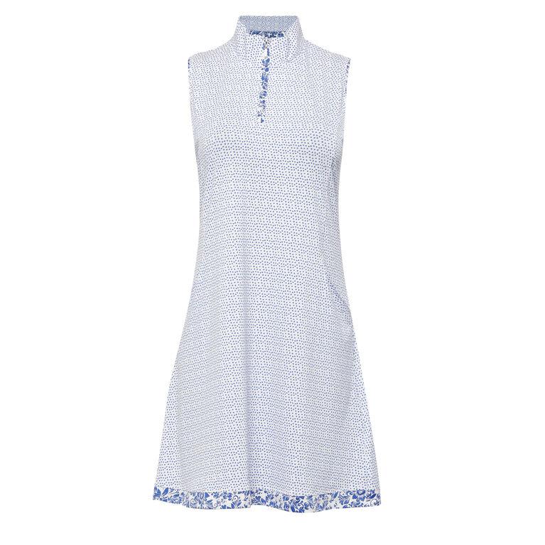 Off The Charts: Gwen Sleeveless Dress