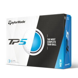TaylorMade TP5 Golf Ball - Personalized